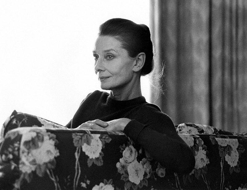 актриса Красота модель обаяние Одри Хепберн