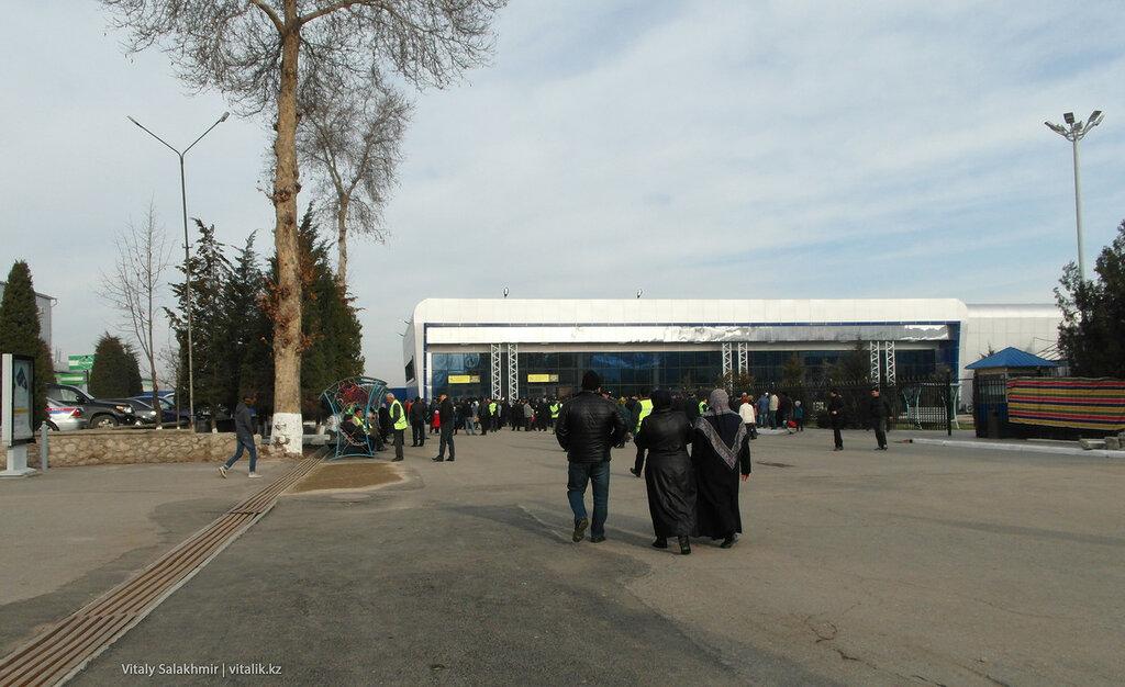 Аэропорт города Ош