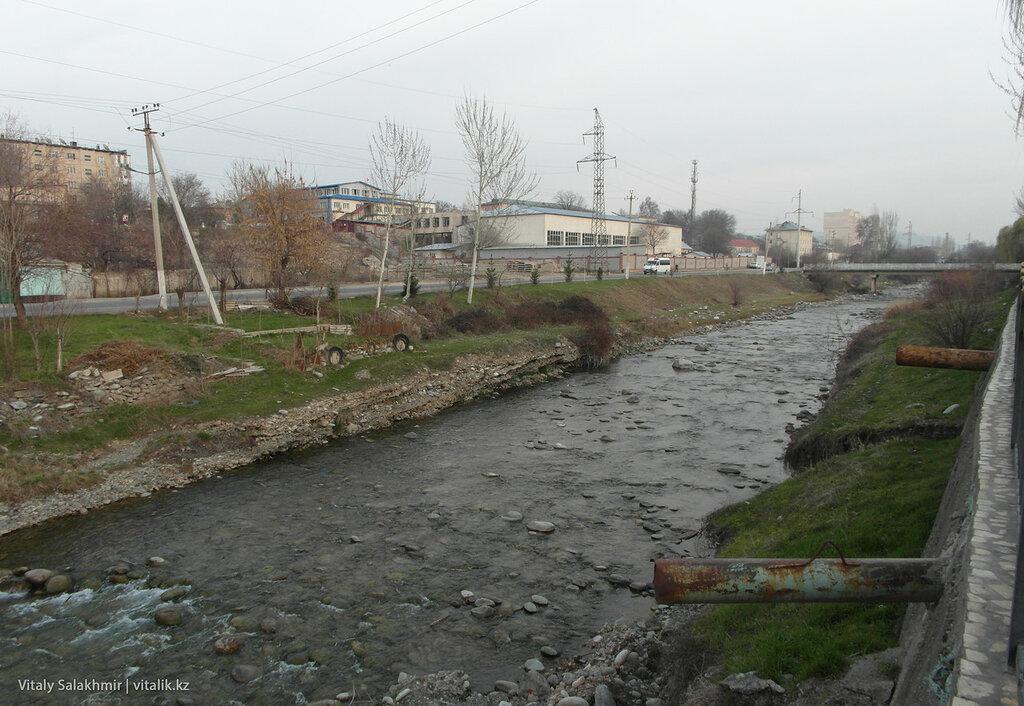Река Ак-Бура