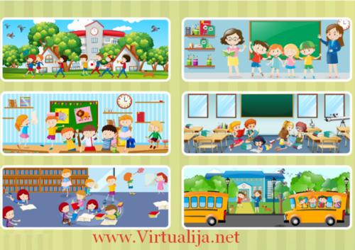 Viki Spotter: School