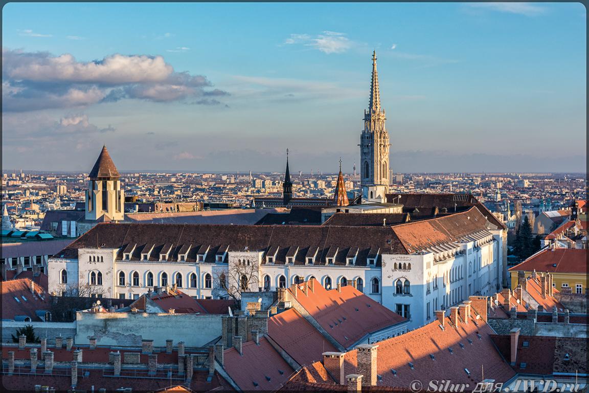 Пешт – Буда – Пешт (три дня в Будапеште)