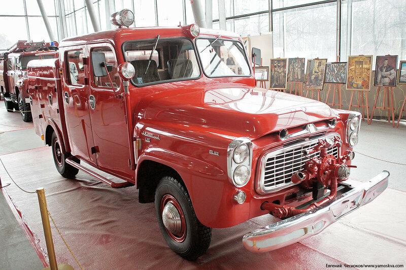 Олдтаймер. Швеция 1960. Harvester B120. 07.03.18.01..jpg