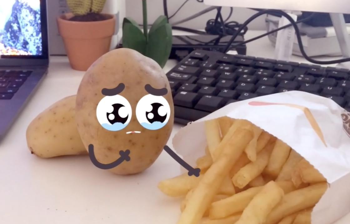 CuteFoodPorn – He brings food to life with adorable animations