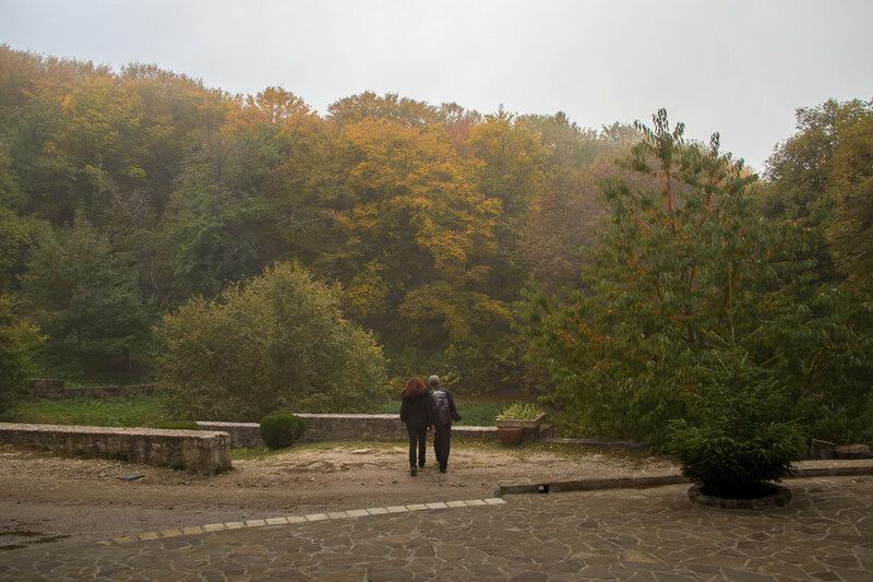 Осенью в Сурб-Хаче