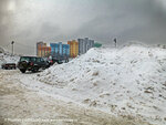 ЖК Лучи и кучи снега