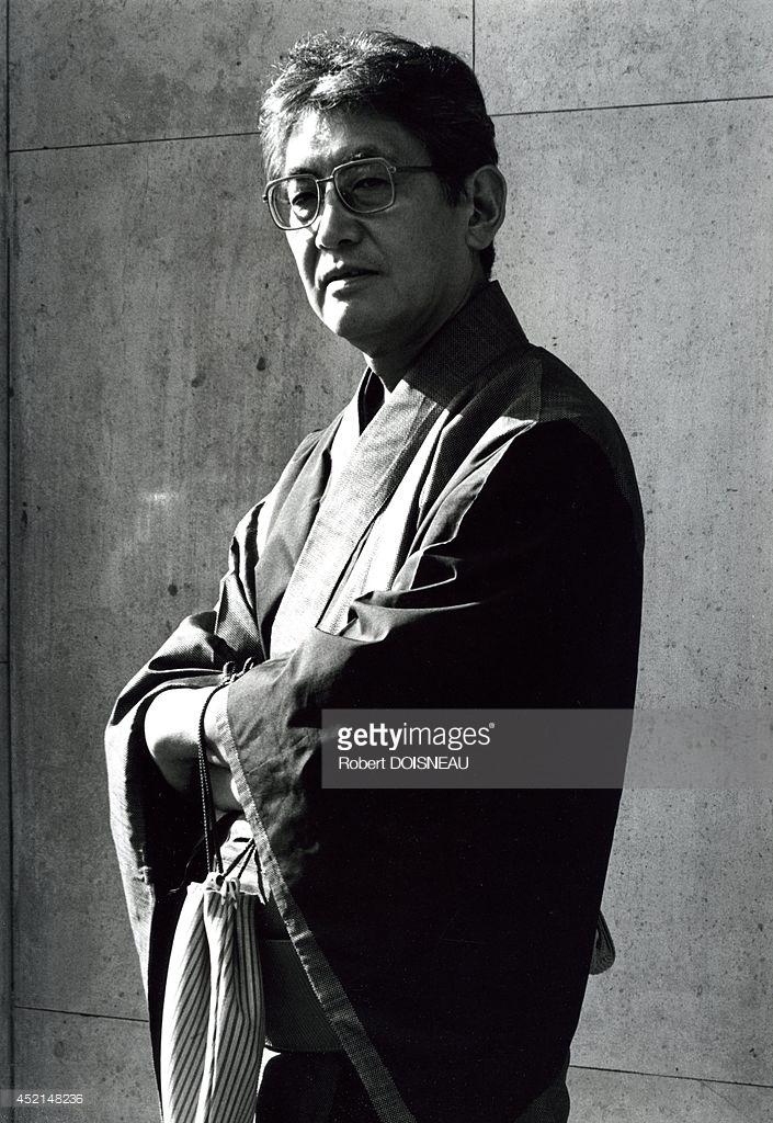 1986. Японский режиссер Нагиса Осима. 10 октября 1986 года в Париже