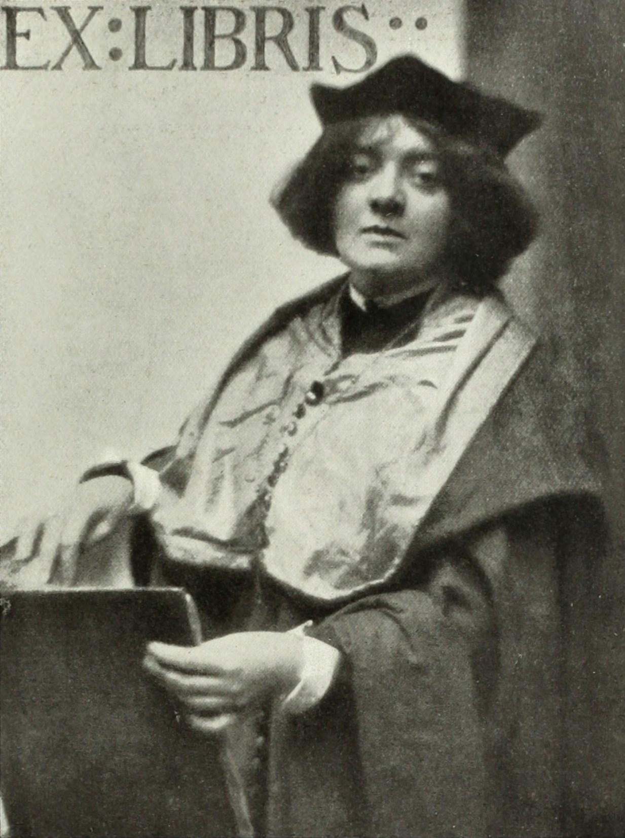1904. Экслибрис