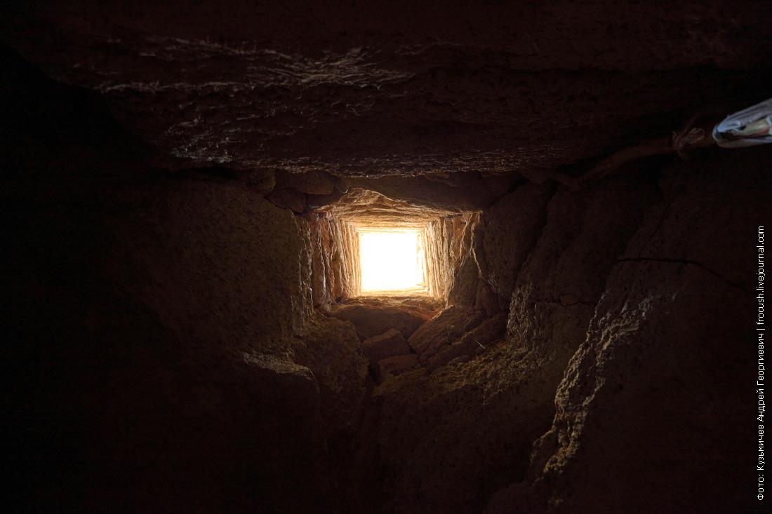 световой колодец мечеть Султан-Эпе