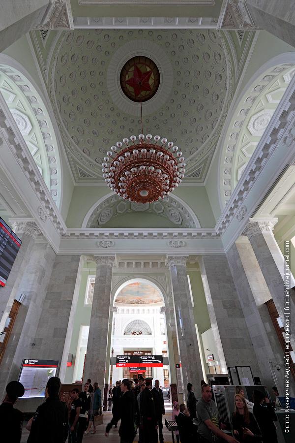 железнодорожный вокзал в Волгограде