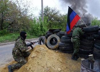 На окраине Славянска вновь разгорелся бой