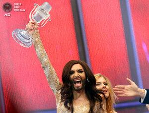 Неоднозначный выбор – «бородатое» Евровидение 2014