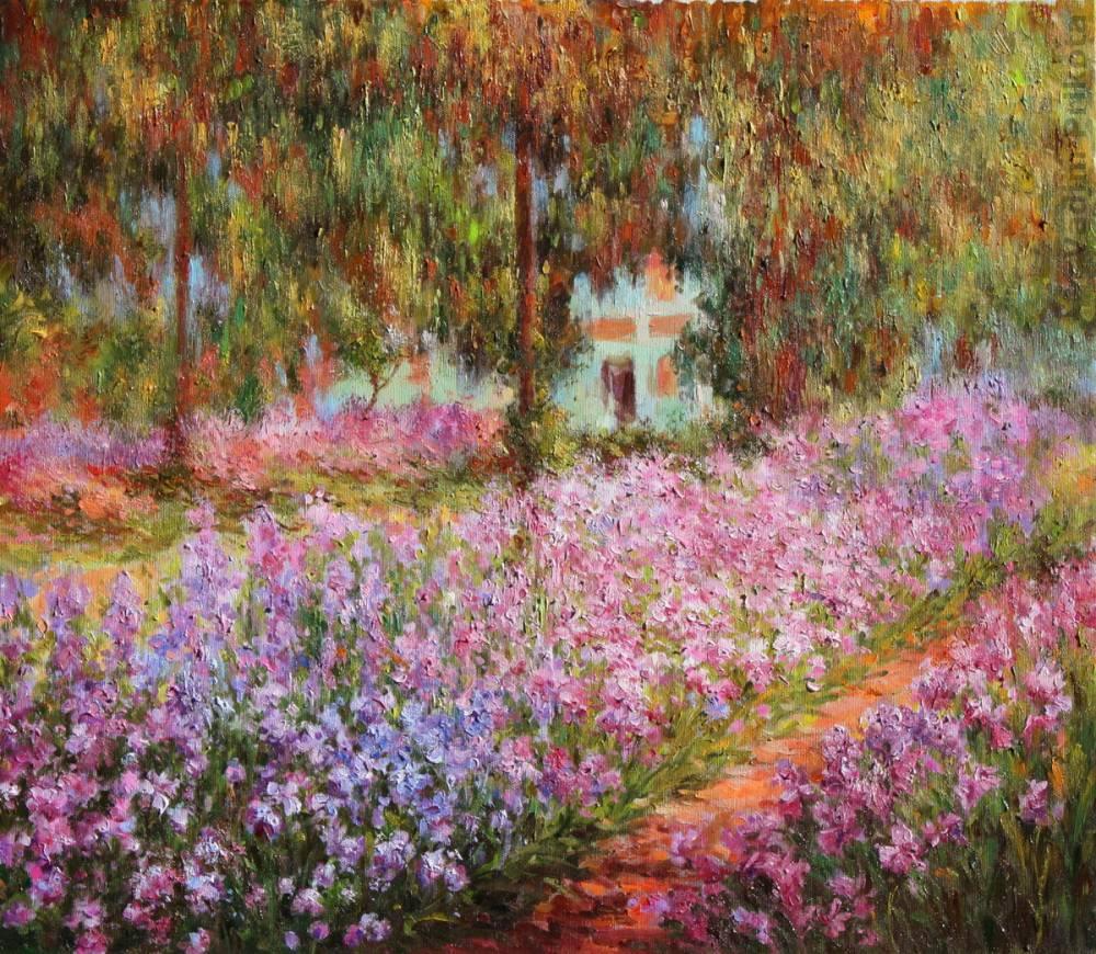 Ochendaje for Artistes de jardin