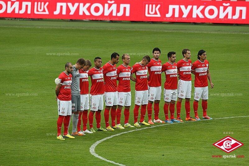 """ФК """"Спартак"""" Москва 2014"""
