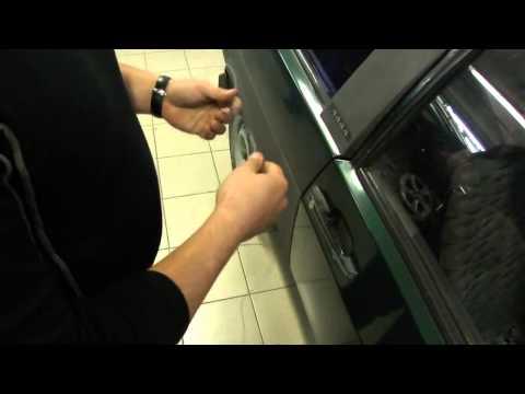 Если забыл ключи в машине (1 видео)