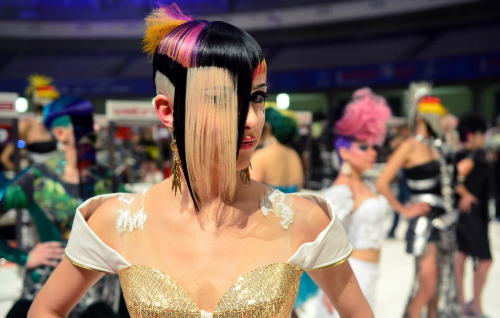 ����� ���� ���������� � ������������ �OMC Hairworld World Cup�