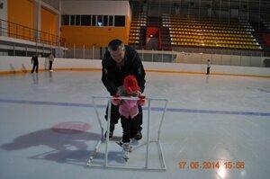 Спортиный праздник дл многодетных семей в МАУ КСК «Союз»