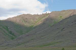 Хребет Нурали, гора Ауш,