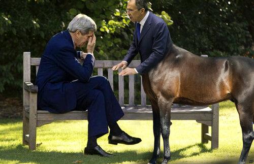 """Керри заявил об """"откровенных дискуссиях"""" на переговорах с Путиным и Лавровым - Цензор.НЕТ 6203"""