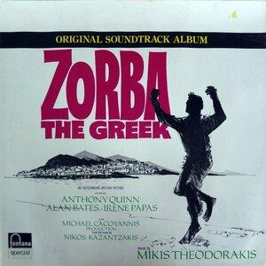 Zorba The Greek (1965) [Fontana, 6499 689]