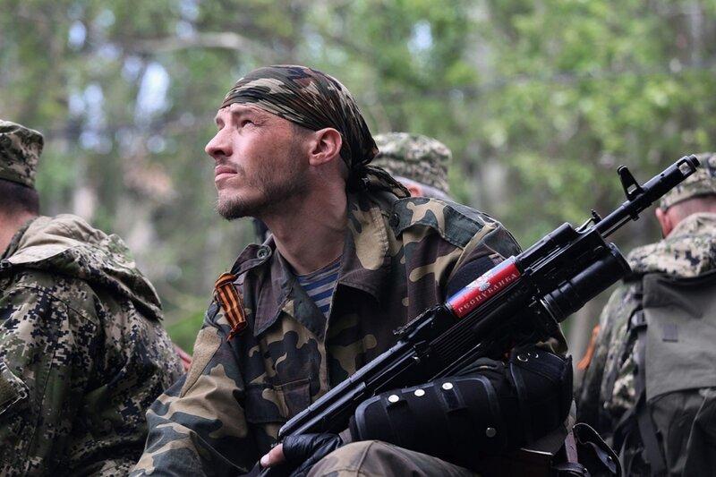 Драка внутри ДНР посильней, чем с хунтой.