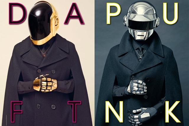 Daft Punk снялись для итальянского Vogue