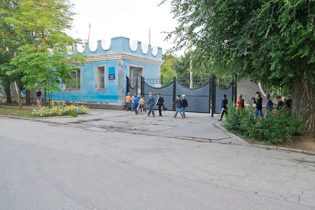 Репортаж из Крыма...