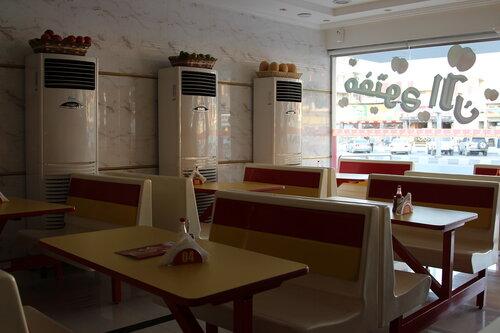 Кафешка в арабской стране