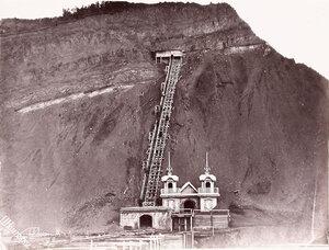 Бромсберг  Евгеньевского каменноугольного рудника общества Сахалин.
