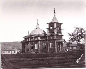 Вид церкви.