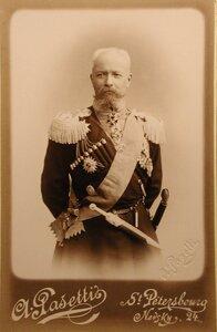 Тутолмин Иван Федорович (1837-1908) - генерал от кавалерии