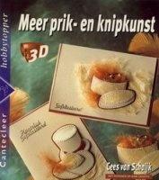 Журнал Meer Prik-en Knipkunst in 3D