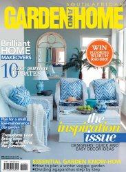 Журнал SA  Garden and Home Magazine April 2014