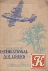 Книга An Album of International Air Liners