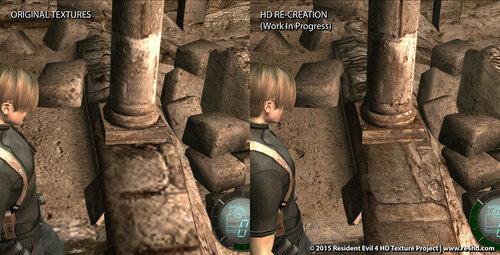 Работа над HD-ремейком Resident Evil 4 0_13063e_e9df323f_L