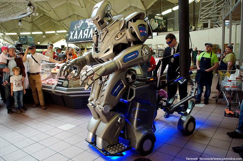 Весна. Даниловский. Робот Титан. 12.05.14.02..jpg