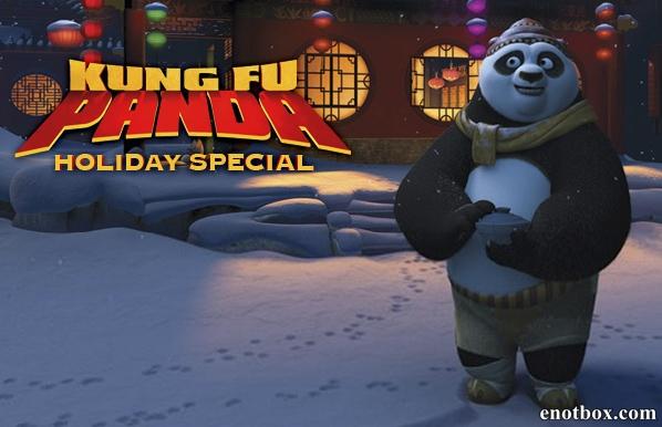 Кунг-фу Панда: Праздничный выпуск / Kung Fu Panda Holiday (2010/BDRip/HDRip)