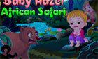 Девочка Хейзел в Африканских джунглях
