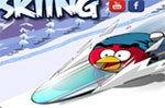 Ангри Берс Лыжный спуск (Angry Birds Skiing)