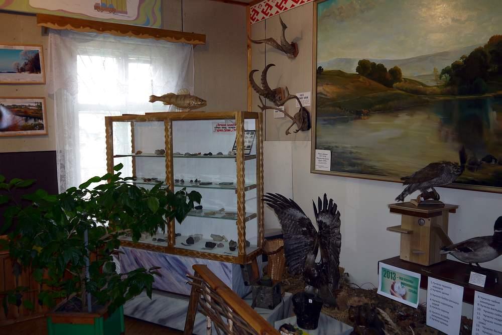Краеведческий музей в Звенигово