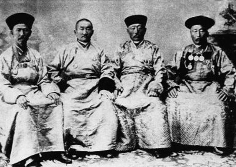 Бурятская родословная и реформа управления 1902 года