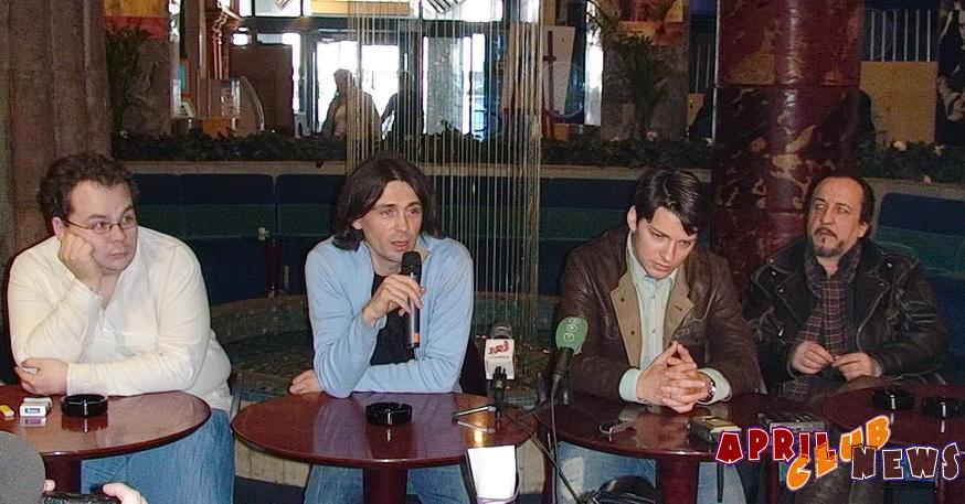 Пресс-конференция фильма «Блаженная»