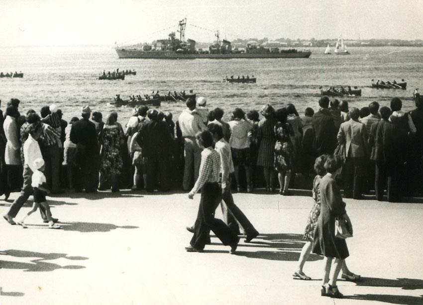 Архангельск. День ВМФ. (1970-е) 850.jpg