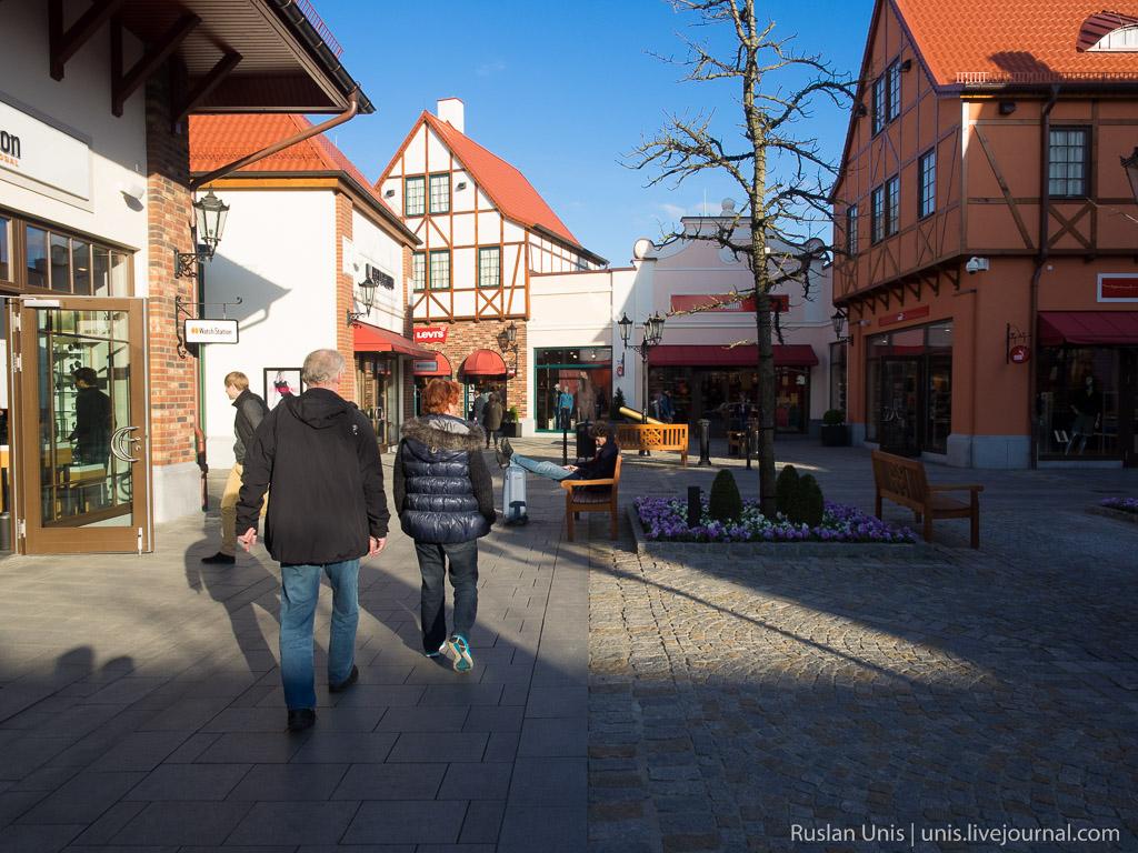 Автомобильное путешествие в Германию