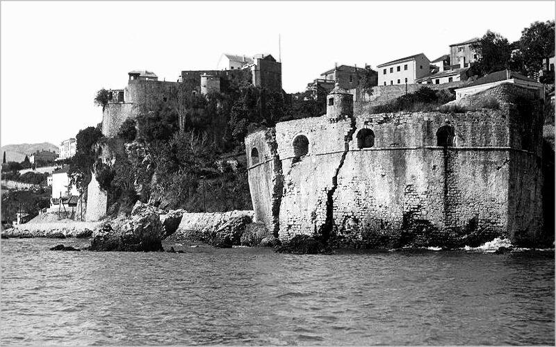 Крепость Цитадель до разрушения