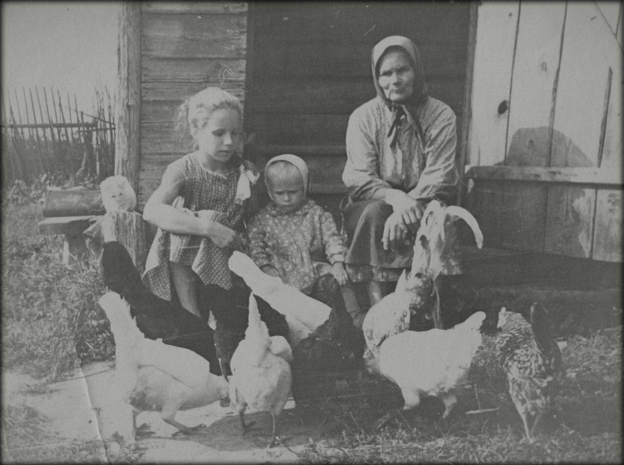 1960-е. д. Харламово
