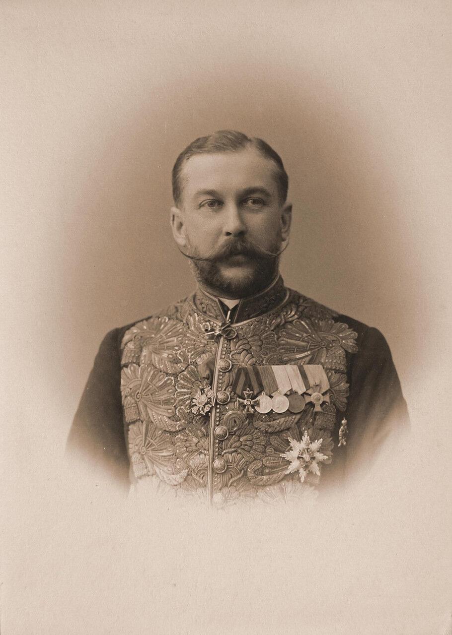 10. Член Государственного Совета Российской империи (фамилия, имя и отчество не установлены)