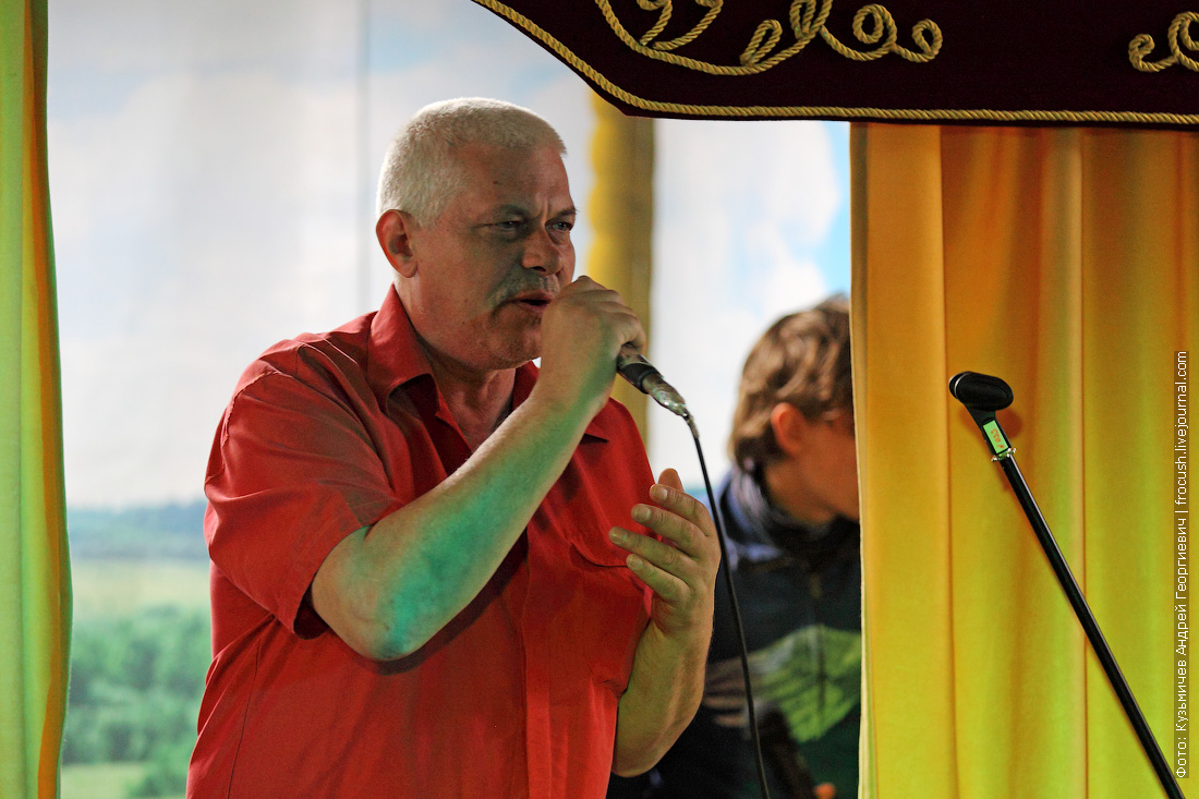 Сергей Кривенков