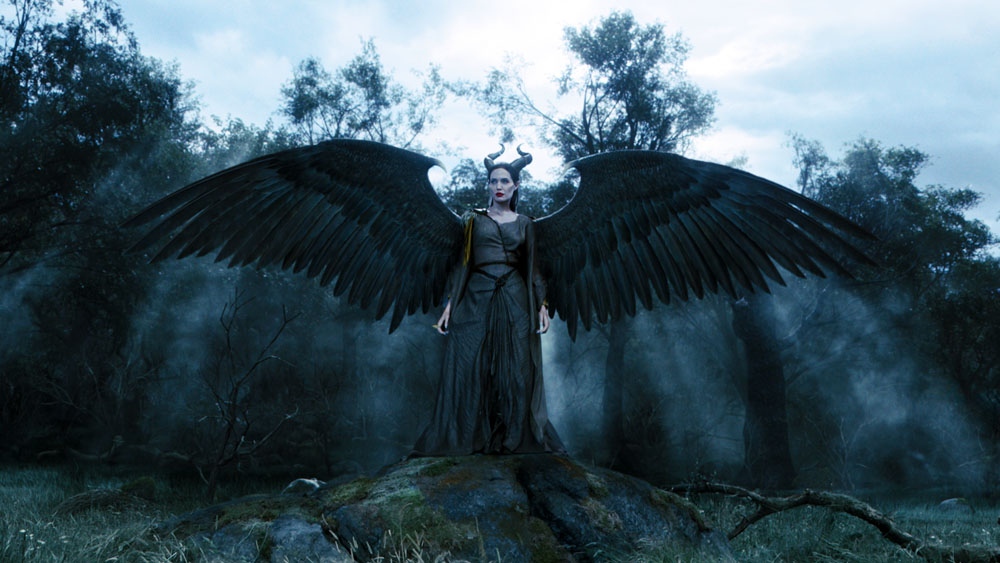"Disney's ""Maleficent""Maleficent (Angelina Jolie)Ph: Film Still©Disney 2014"