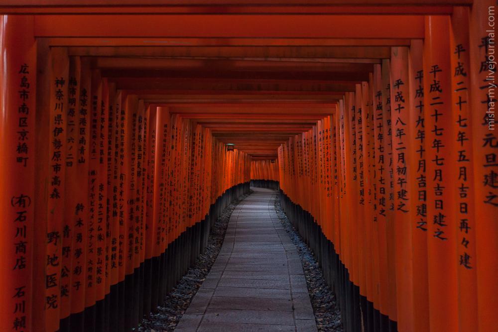 Япония. Часть 11. Киото (2) Часть, Япония, Киото, Фудзи, камней, холма, рекане, также, святилище, посте, Золотой, рынок, Инари, можно, Токио, Фусими, Японии, сейчас, камни, тропинкам