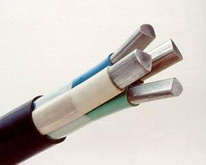Применение специальных кабелей марки ААБл